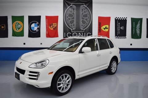 2010 Porsche Cayenne for sale at Iconic Auto Exchange in Concord NC