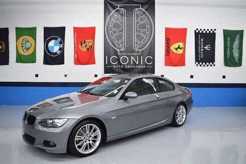 2009 BMW 3 Series for sale at Iconic Auto Exchange in Concord NC