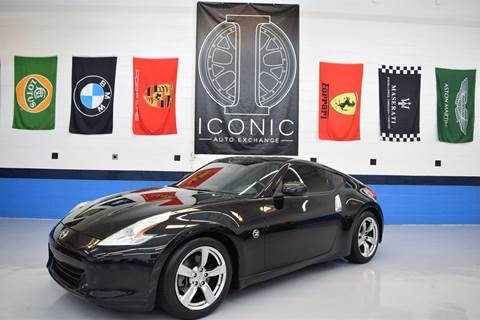 2009 Nissan 370Z for sale at Iconic Auto Exchange in Concord NC