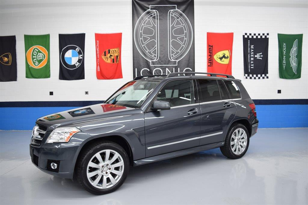 2010 Mercedes-Benz GLK for sale at Iconic Auto Exchange in Concord NC