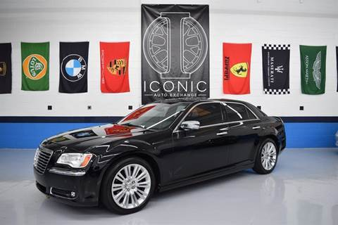 2012 Chrysler 300 for sale at Iconic Auto Exchange in Concord NC