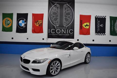 2011 BMW Z4 for sale at Iconic Auto Exchange in Concord NC