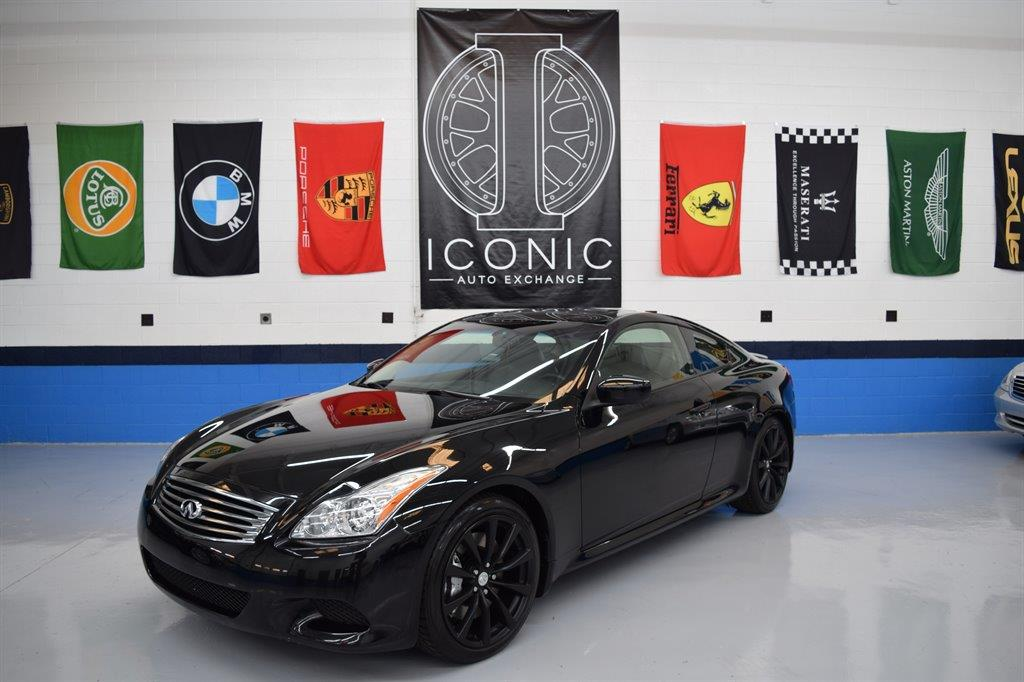 2008 Infiniti G37 for sale at Iconic Auto Exchange in Concord NC