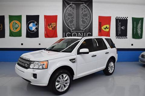 2011 Land Rover LR2 for sale at Iconic Auto Exchange in Concord NC