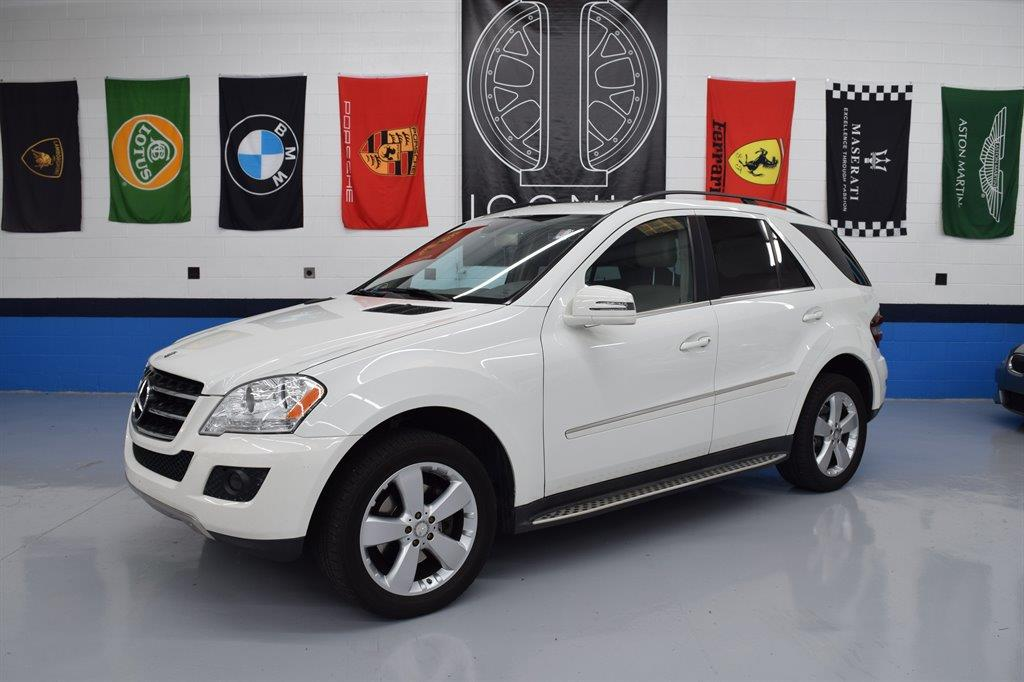2011 Mercedes-Benz M-Class for sale at Iconic Auto Exchange in Concord NC