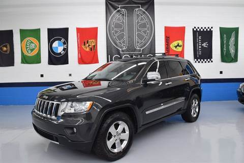 2011 Jeep Grand Cherokee for sale at Iconic Auto Exchange in Concord NC