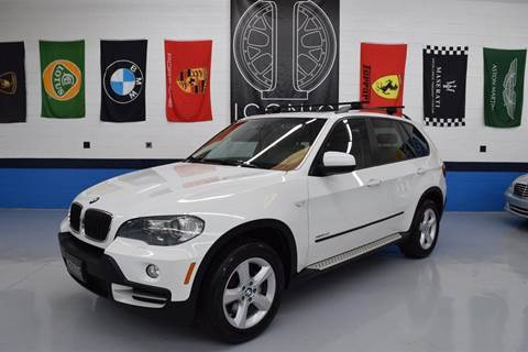2009 BMW X5 for sale at Iconic Auto Exchange in Concord NC