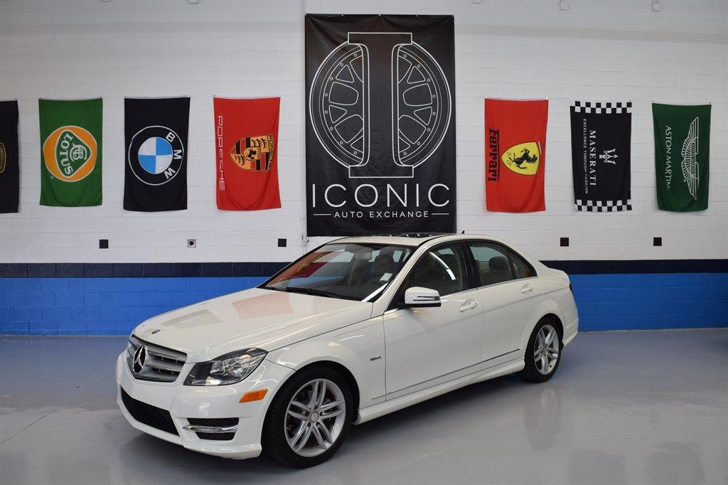 2012 Mercedes-Benz C-Class for sale at Iconic Auto Exchange in Concord NC