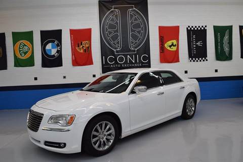 2013 Chrysler 300 for sale at Iconic Auto Exchange in Concord NC