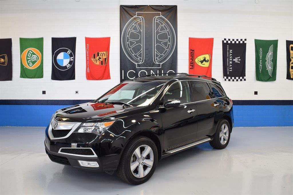 2011 Acura MDX for sale at Iconic Auto Exchange in Concord NC