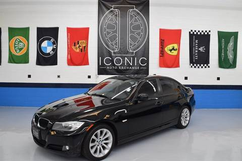2011 BMW 3 Series for sale at Iconic Auto Exchange in Concord NC