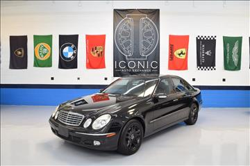 2004 Mercedes-Benz E-Class for sale at Iconic Auto Exchange in Concord NC