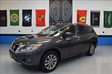 2013 Nissan Pathfinder for sale at Iconic Auto Exchange in Concord NC