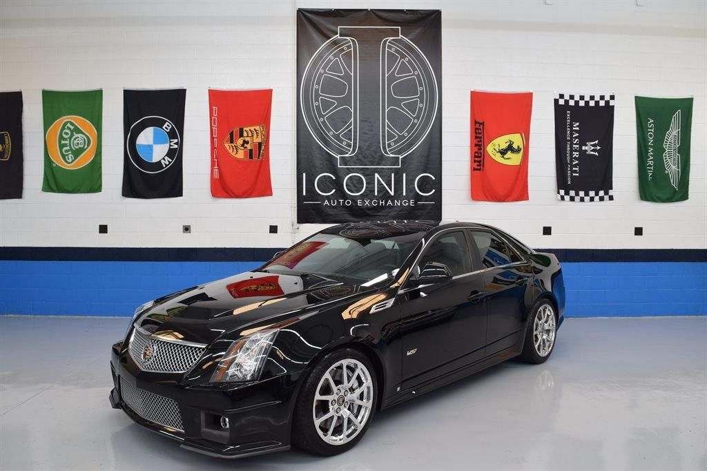 2009 Cadillac CTS-V for sale at Iconic Auto Exchange in Concord NC