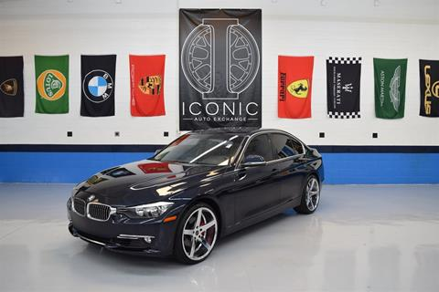 2012 BMW 3 Series for sale at Iconic Auto Exchange in Concord NC