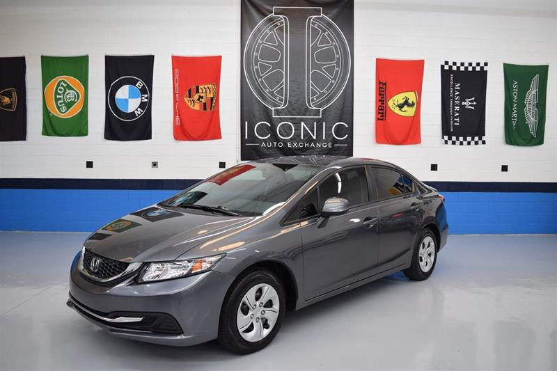 2013 Honda Civic for sale at Iconic Auto Exchange in Concord NC