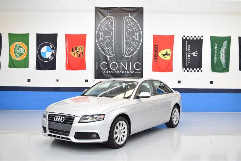 2012 Audi A4 for sale at Iconic Auto Exchange in Concord NC
