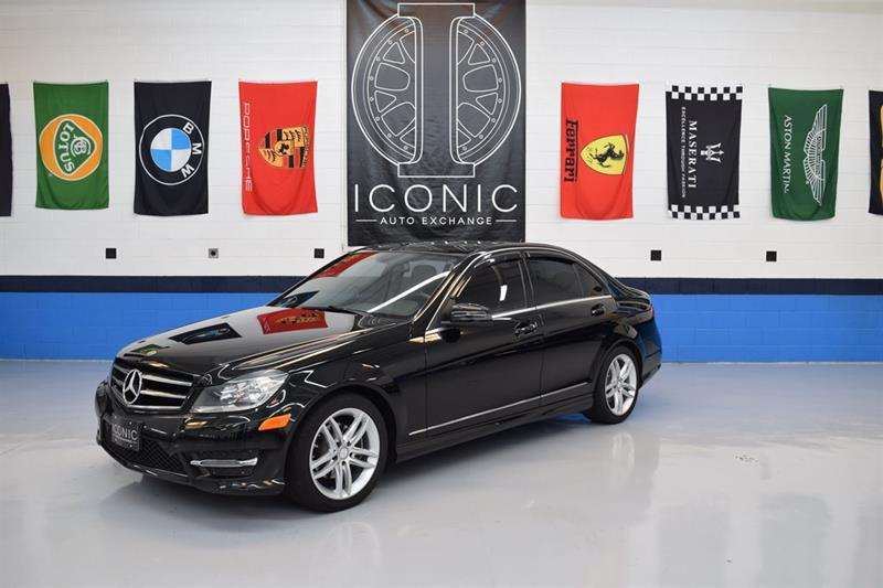 2014 Mercedes-Benz C-Class for sale at Iconic Auto Exchange in Concord NC