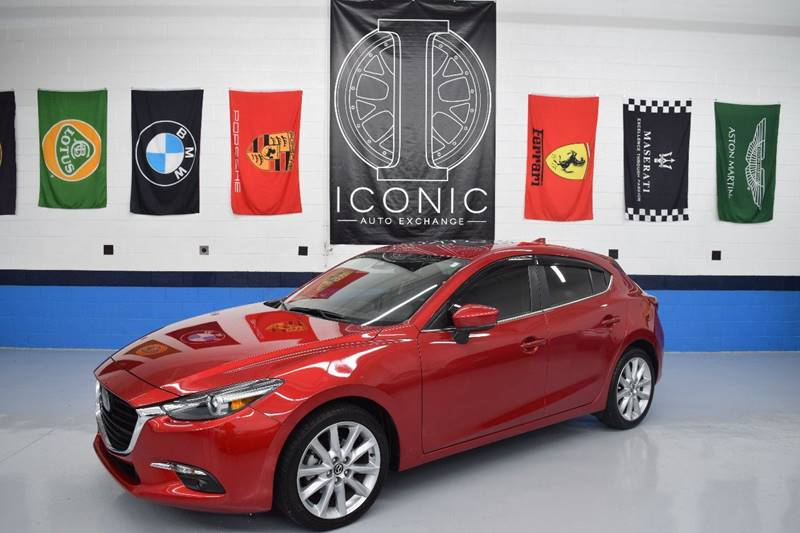 2017 Mazda MAZDA3 for sale at Iconic Auto Exchange in Concord NC