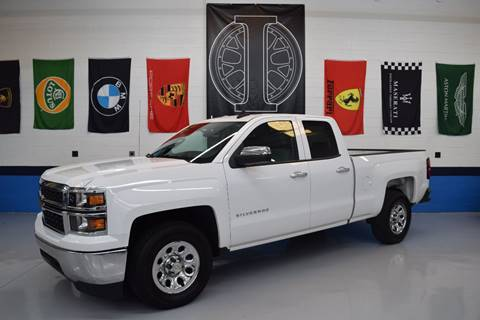 2015 Chevrolet Silverado 1500 for sale at Iconic Auto Exchange in Concord NC