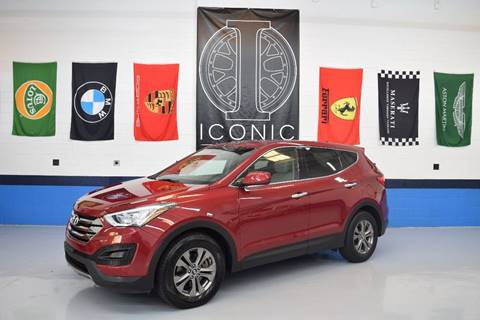 2014 Hyundai Santa Fe Sport for sale at Iconic Auto Exchange in Concord NC