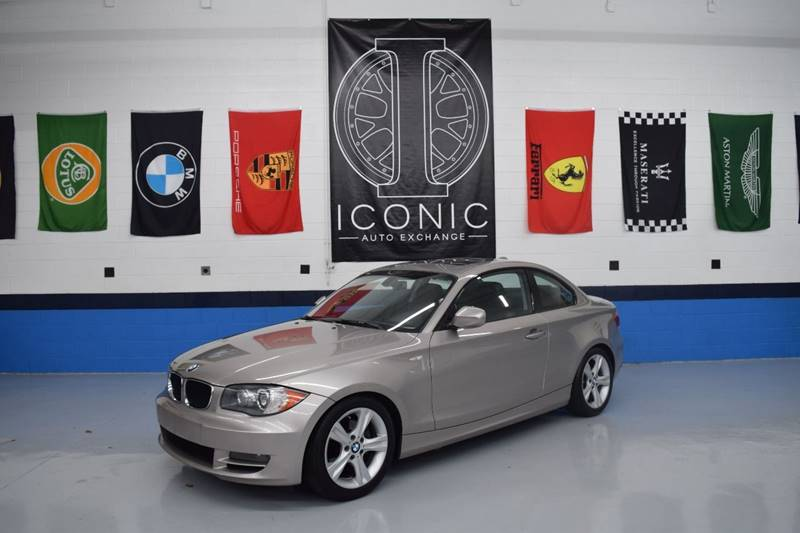 2010 BMW 1 Series for sale at Iconic Auto Exchange in Concord NC