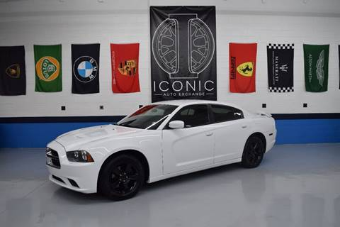2011 Dodge Charger for sale at Iconic Auto Exchange in Concord NC