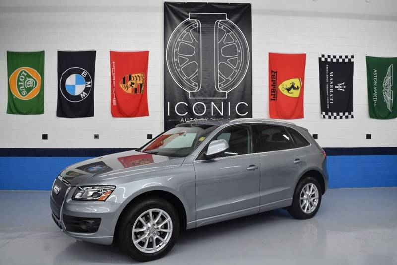 2011 Audi Q5 for sale at Iconic Auto Exchange in Concord NC