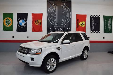 2014 Land Rover LR2 for sale in Concord, NC