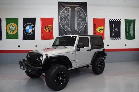 2011 Jeep Wrangler for sale in Concord, NC