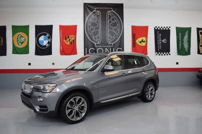 2015 BMW X3 for sale at Iconic Auto Exchange in Concord NC