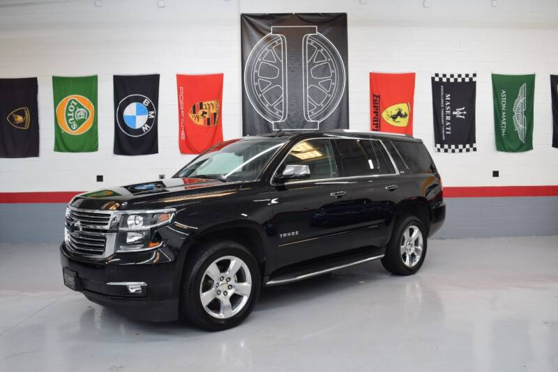 2015 Chevrolet Tahoe for sale at Iconic Auto Exchange in Concord NC