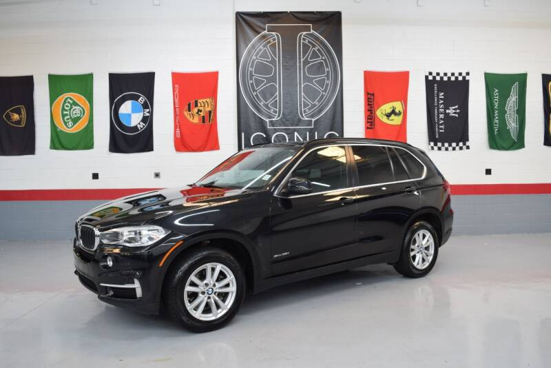 2015 BMW X5 for sale at Iconic Auto Exchange in Concord NC