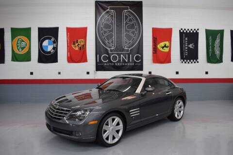 2004 Chrysler Crossfire for sale at Iconic Auto Exchange in Concord NC