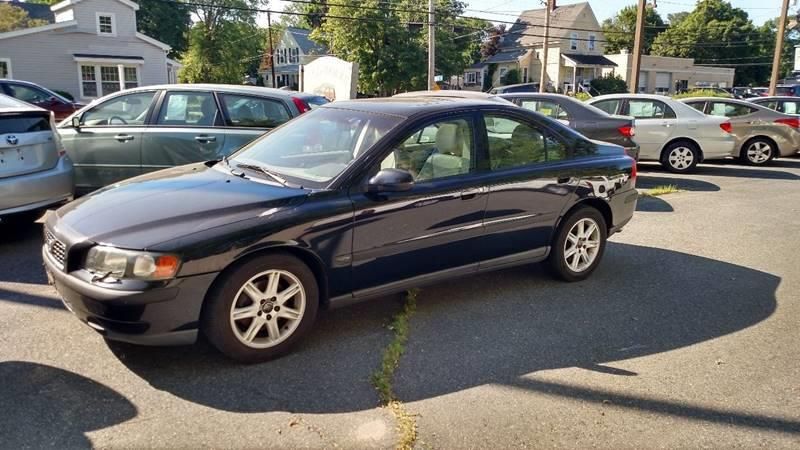 2002 Volvo S60 4dr 2.4T Turbo Sedan - Ashland MA