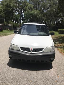 2001 Pontiac Montana for sale in Tampa, FL