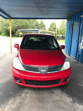 2009 Nissan Versa for sale in Tampa, FL