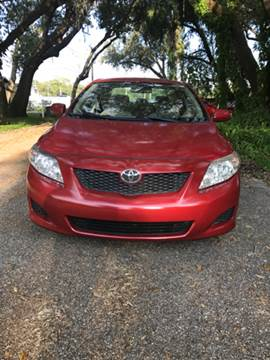 2009 Toyota Corolla for sale in Tampa, FL