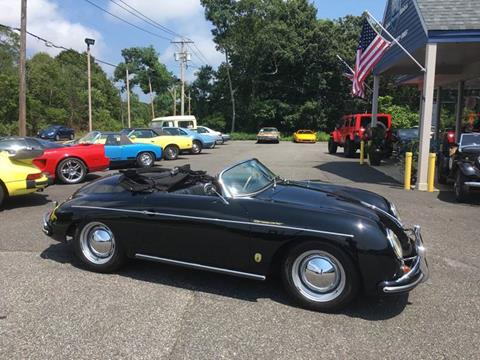 1957 Porsche 356 Speedster for sale in Westhampton, NY