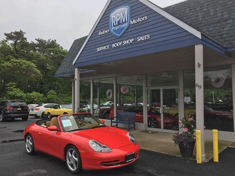 2001 Porsche 911 for sale in Westhampton, NY