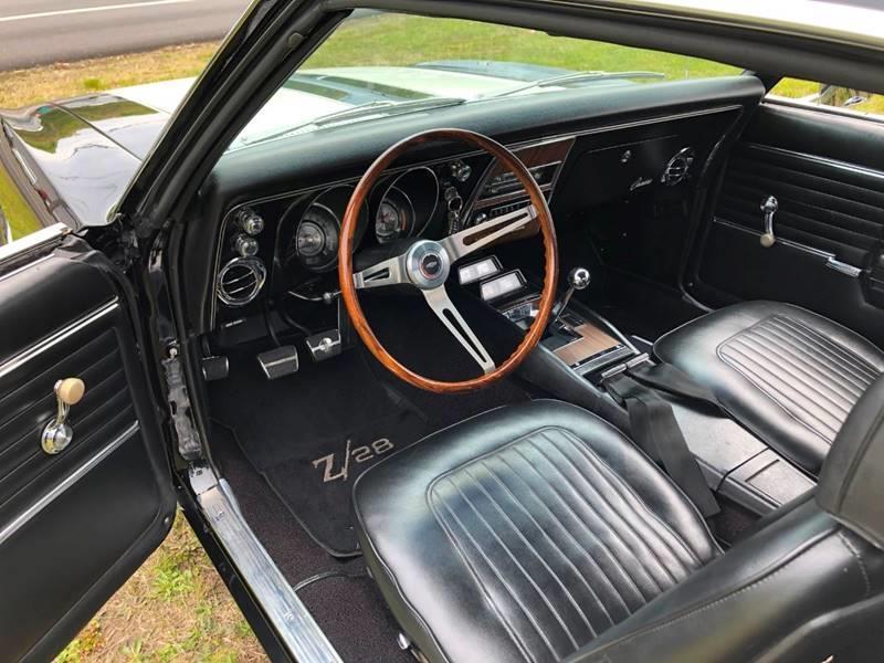 1968 Chevrolet Camaro Z28 RS/SS In Westhampton NY