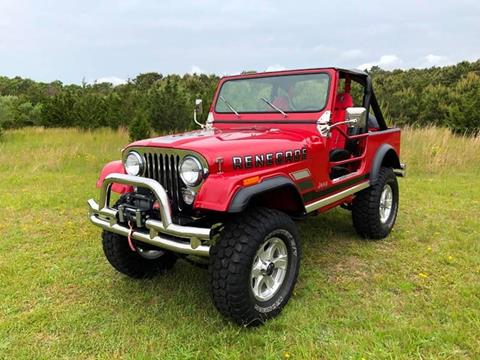 1979 Jeep CJ-7 for sale in Westhampton, NY