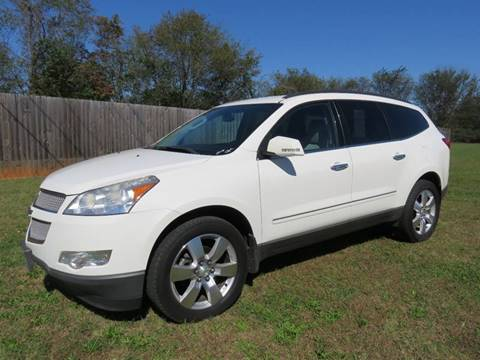 2011 Chevrolet Traverse for sale in Mocksville, NC