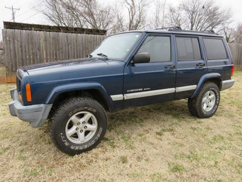 2001 Jeep Cherokee for sale in Mocksville, NC