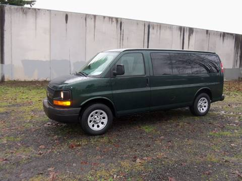 2009 Chevrolet Express Passenger For Sale In Vancouver WA