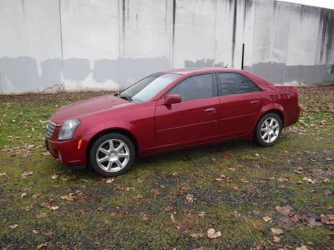 used 2005 cadillac cts for sale in washington. Black Bedroom Furniture Sets. Home Design Ideas