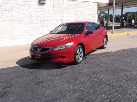 2009 Honda Accord for sale at Cannon and Graves Auto Sales in Newberry SC