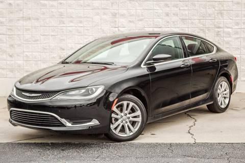 2016 Chrysler 200 for sale in Newberry, SC