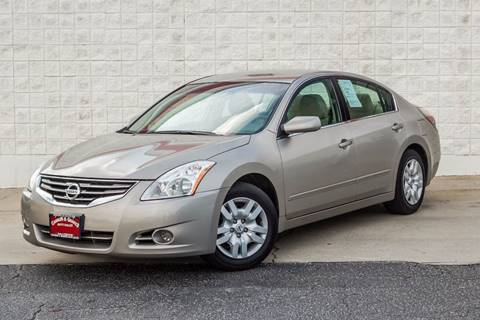 2012 Nissan Altima for sale in Newberry, SC