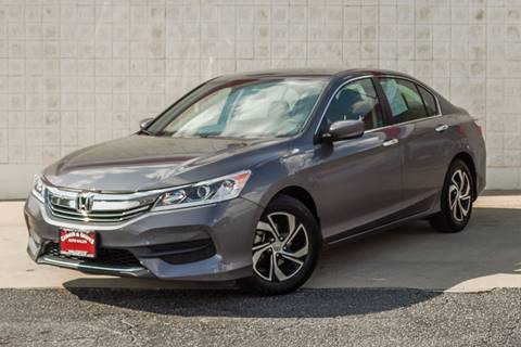 2016 Honda Accord for sale in Newberry, SC